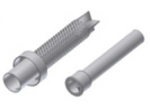 50.DK.027.0 - Mivv dB-killer SUONO d22 - d54 - L.210 mm - multihole- coaxial