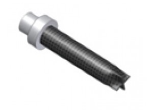 50.DK.030.0 - Mivv dB-killer d35 - d54 - L.190 mm - multihole- X-CONE PLUS