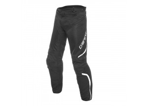 Pantalons Dainese Drake Air D-Dry imperméable Noir/Noir/Blanc
