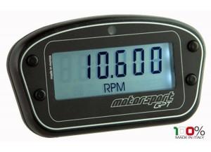 RPM 2008 - GPT Compte-tours Moteur Micro Series RPM 2008