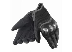 Gants Moto Dainese X-RUN Noir/Noir/Noir