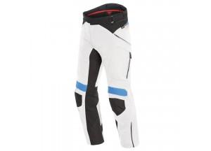 Pantalon Moto Homme Dainese Gore-Tex Dolomiti Gris Noir Bleu