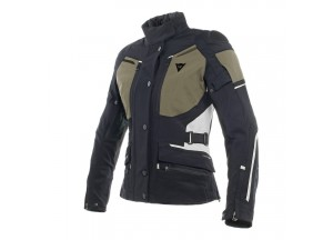 Veste Dainese Carver Master 2 Lady Gore-Tex Noir Grape Leaf Gris