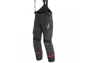 Pantalon Moto Homme Dainese Gore-Tex Antartica Ebony Performance-Blue Noir
