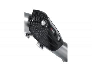 P-HSK10R4 - Bouclier thermique Akrapovic