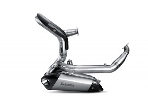 S-D11E1-T - Systeme Complet Echappement Akrapovic Evolution Ducati 1199 Panigale