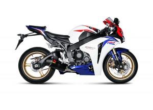 S-H10R7-TC - Complet Echappement Akrapovic Racing Line Honda CBR 1000 RR 09-14