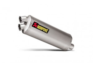 S-H10SO16-WT - Silencieux Echappement Akrapovic Slip-On Honda CRF1000LAfricaTwin