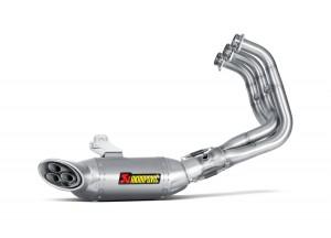 S-Y9R3-HAFT - Complet Echappement Akrapovic Racing Line Yamaha FZ9 / MT 09 14