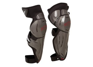 Genouillère Alpinestars Bionic SX Noir/Gris