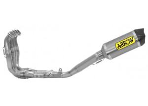 71153CKZ - Échappement Arrow Competition EVO Race-Tech Titan FC Yamaha YZF R1 15