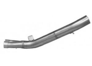 71234MI - RACCORD CENTRAL INOX ARROW YAMAHA YZF R1 02-03 POUR COLLETT. ARROW