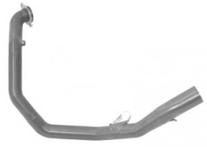 71470MI - COLLECTEUR ECHAPPEMENT ARROW INOX KTM DUKE 690 '08- 11 RIC. ARROW