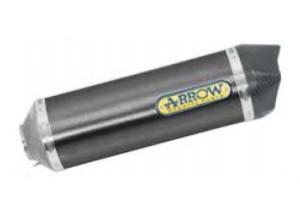 71822AKN - Silencieux Arrow Race-Tech Alu Dark BC Suzuki GSF/GSX 650/1250