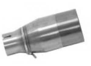 73012KZ - Raccord Echappement Arrow Catalytique Homologué Piaggio MP3 500 LT