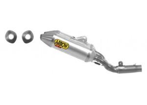 75114TA - Silencieux Echappement Arrow Thunder aluminium HONDA CRF 450 R '13-14