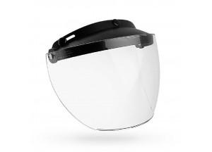 2009229 - Visière Bell 3-Snap Flip Shield Transparente