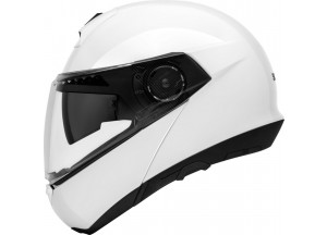 Casque Intégral Ouvrable Schuberth C4 Basic Blanc Brilliant