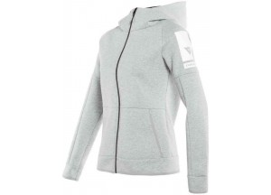 Sweat à Capuche Dainese Full-Zip Lady Melange
