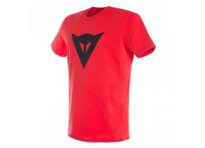 T-Shirt Dainese Speed Demon Rouge Noir