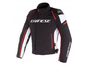 Veste Dainese D-Dry Racing 3 Noir/Blanc/Fluo-Rouge