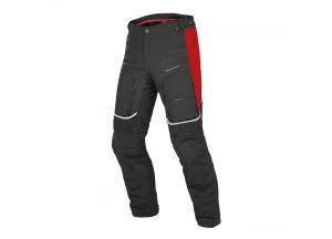 Pantalon Moto Homme D-Explorer Gore-Tex Noir/Rouge