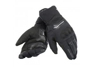 Gants de Moto Homme Dainese SOLARYS SHORT GORE-TEX Noir