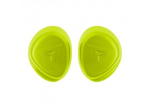 Protection du Coude Dainese PISTA SLIDER Jaune-Fluo