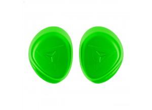 Protection du Coude Dainese PISTA SLIDER Vert-Fluo