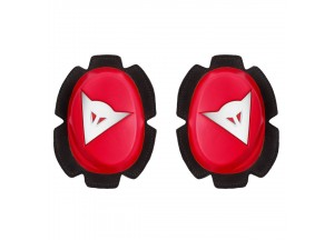 Protection des Genoux Dainese PISTA SLIDER Rouge/Blanc