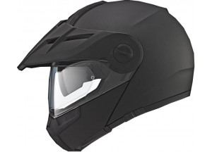 Casque Ouvrables Off-Road Schuberth E1 Matt Black