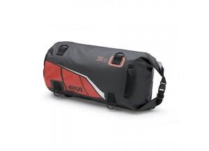 EA114BR - Givi Sac étanche pour selle ou porte bagages, capacité 30 litres