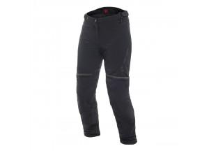 Pantalons Dainese Carve Master 2 Lady Goretex imperméable Noir/Noir