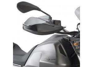 EH8203 - Givi Extension protège-mains d'origine fumé Moto Guzzi V85 TT (19 > 20)