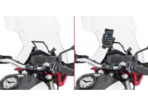 FB8203 - Givi Chassis support pour fixer les S902A Moto Guzzi V85 TT (2019)