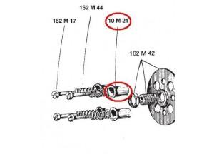 10M21 - Pièces d'embrayage Surflex Verre à liqueur MINARELLI P6 - RF (0-20)