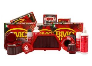 FBPF55-70C - Clamp-on Filtre à air BMC Kawasaki ZRX 1200 S/R Yamaha V-Max