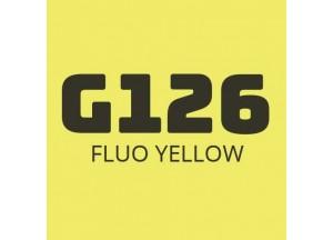 CV47G126 - Givi Capot V47-V56 jaune fluorescent