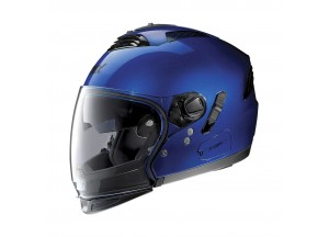 Casque Intégral Crossover Grex G4.2 Pro Kinetic 30 Cayman Bleu
