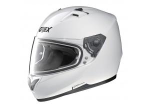 Casque Intégral Grex G6.2 Kinetic 4 Metal Blanc