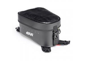 GRT716 - Givi Sac de réservoir étanche noire jaune à l'intérieur 10 litres