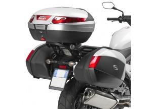 1104FZ - Givi Support spécifique MONOKEY ou MONOLOCK Honda Crossrunner 800