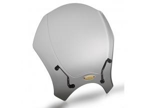 140S - Givi Bulle universelle fumée 35 x 41 cm (h x l)