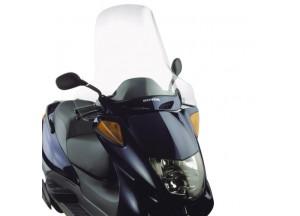 D202ST - Givi Pare-brise incolore 60x74,4 cm Honda Pantheon / Foresight