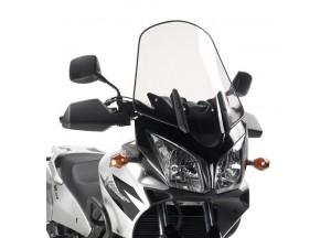 D260ST - Givi Bulle incolore 57x48 cm Kawasaki KLV 1000 | Suzuki DL V-Strom