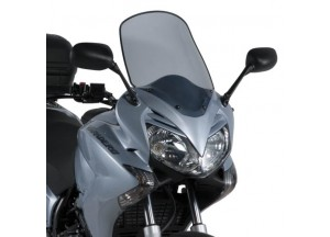 D311S - Givi Bulle fumée 46x33 cm Honda XL 125V Varadero (07 > 14)