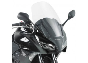 D320ST - Givi Bulle incolore 49x42,5 cm Honda CBF 1000 / ST (10 > 14)