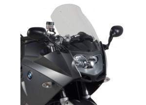 D332ST - Givi Bulle spécifique incolore 45x35 cm BMW F 800 S / ST (06 > 16)