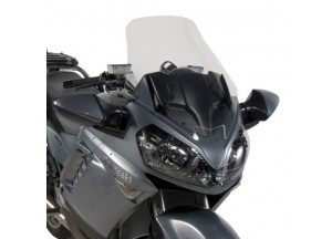 D407ST - Givi Bulle incolore 58x53 cm Kawasaki GTR 1400 (07 > 15)