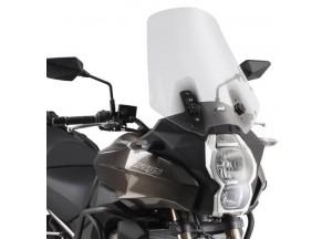 D4105ST - Givi Bulle spécifique incolore 49x48 cm Kawasaki Versys 650/1000